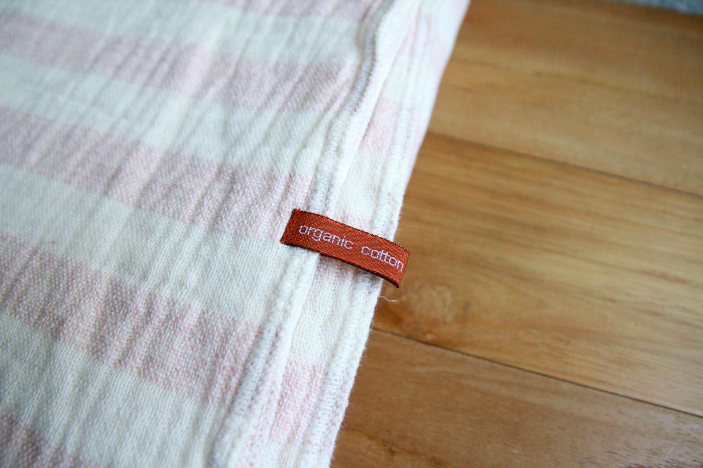 乾きやすく、毎日使いに適したタオル